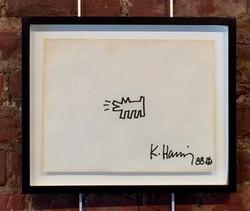 Barking Dog - Keith Haring