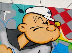 Popeye, Houston Bowery, 2013