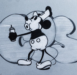 CES - Steamboat Willie