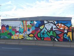 Crash & Rizzi, Jersey City, 2016