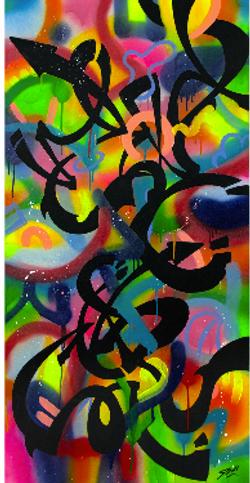 Color Bomb - Steph Burr