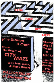 JDickosn80 City Maze Brochure 17x11 2015