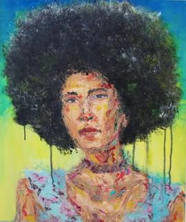 Jadie Meprivert - Self-Portrait