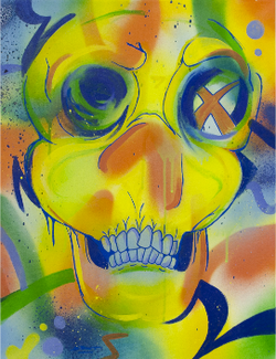 Skull - Steph Burr