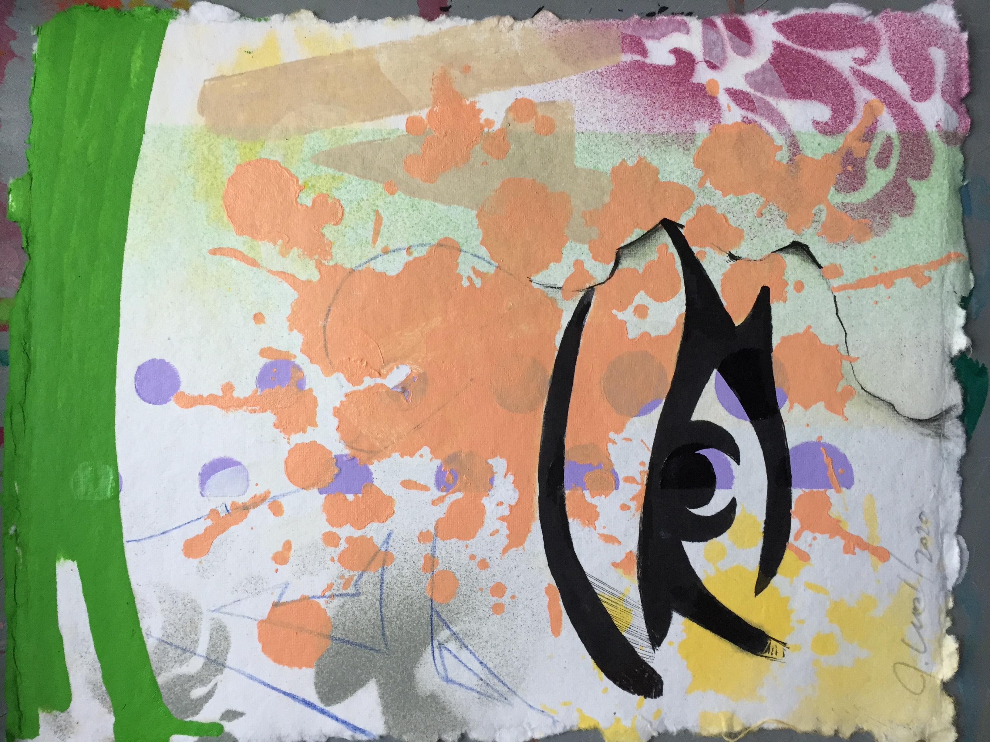 Quarantine Watercolor #8