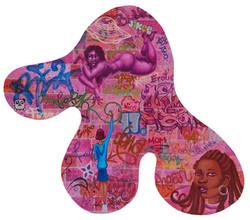 """Lady Pink - """"Graffiti Girls"""""""