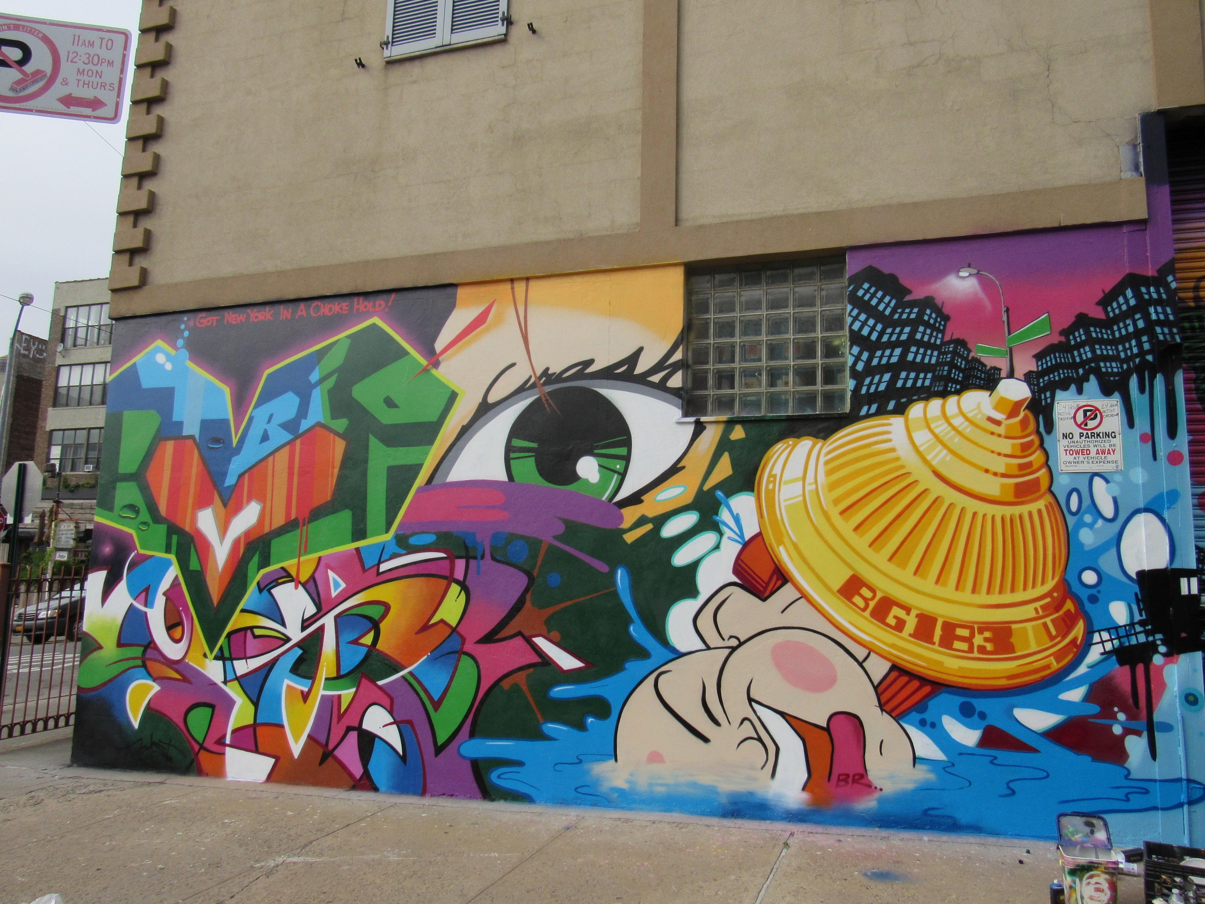 Bushwick, NY, 2015
