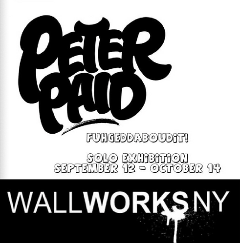 Peter Paid Exhibition Catalog