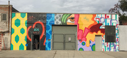 Doyle's Warehouse, The Bronx, 2017
