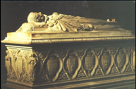 Tomb of John Butler,  St. Canice's Cathe