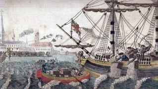 Kilkenny Connection to Boston Tea Party