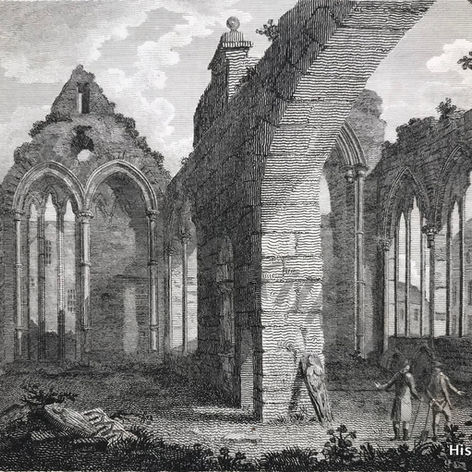 St. Johns Priory 1800