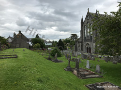 St. Canice's Cathedral graveyard