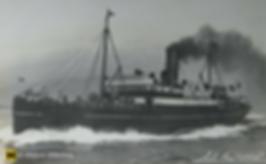 The steam ship Kilkenny