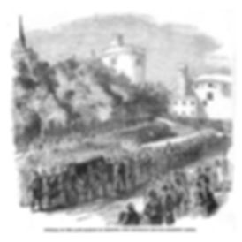 Funeral of  2nd Marquis of Ormonde