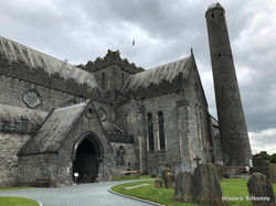 St. Canice's Cathedral from South