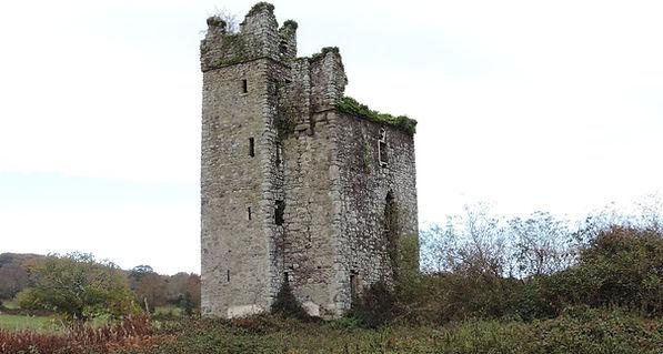 Dysart Castle, home of George Berkeley