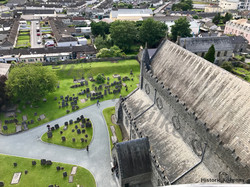 St. Canice's Cathedral from tower