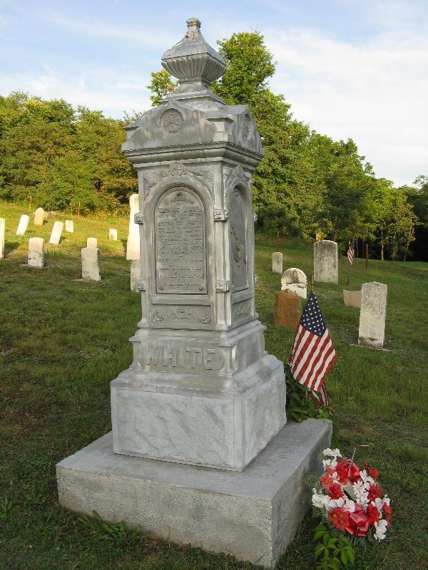 Thomas White Monument