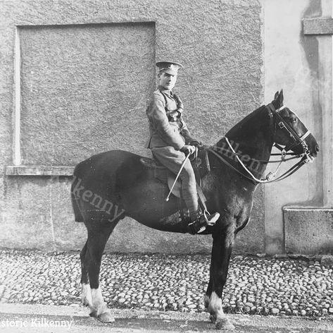 Soldier, Kilkenny Military Barracks