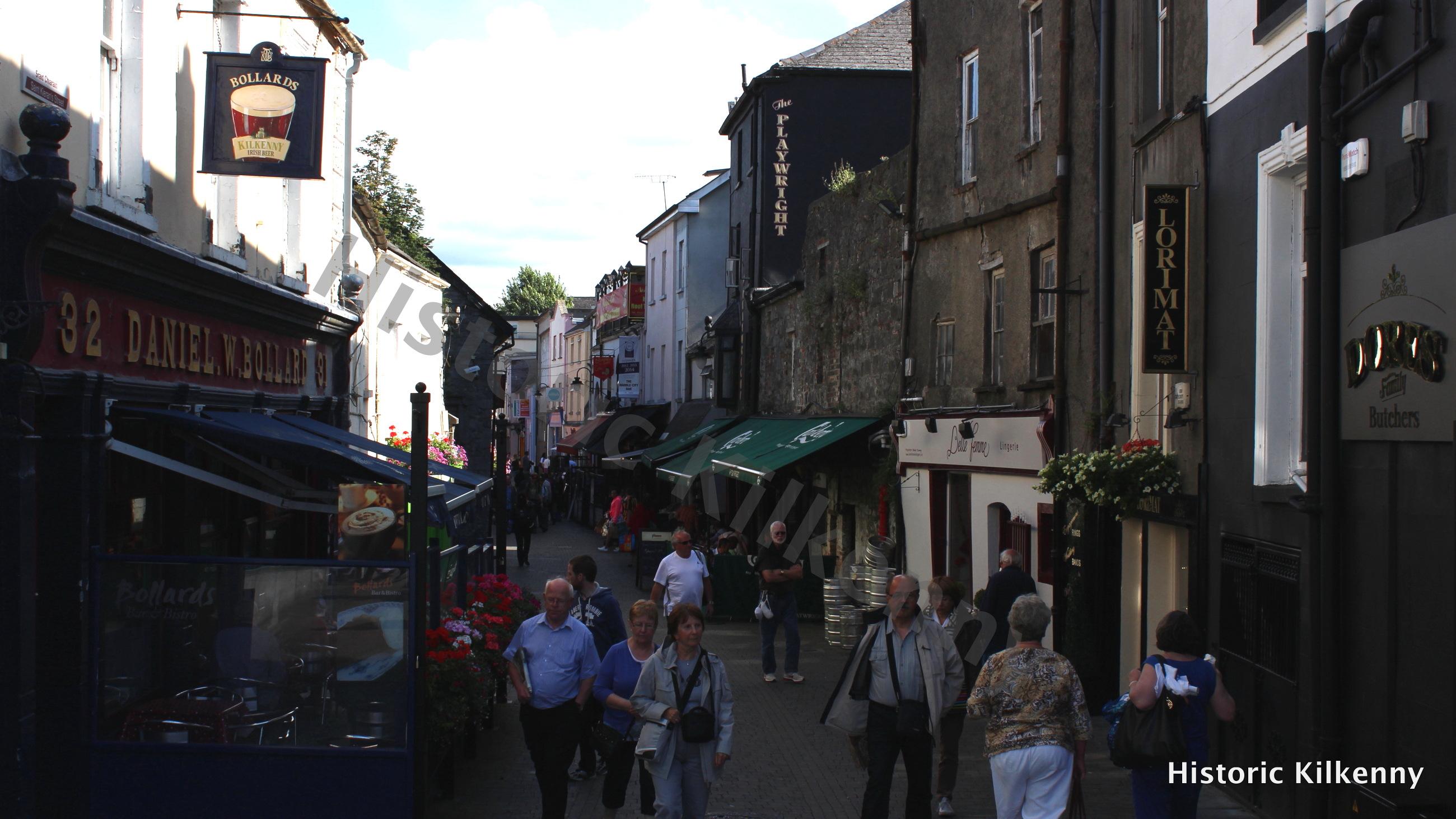 Kieran Street