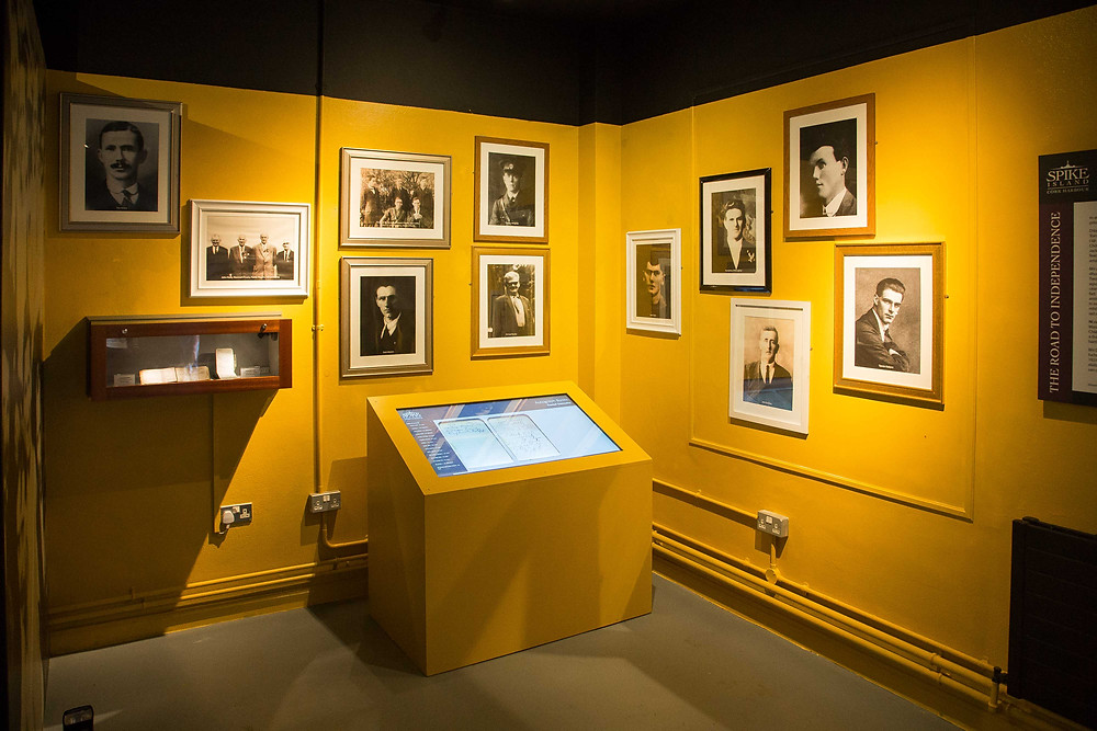 Spike Island Independence Exhibition