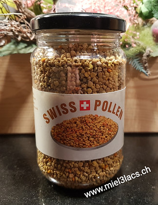 Pollen Suisse séché de fleurs 200 gr.