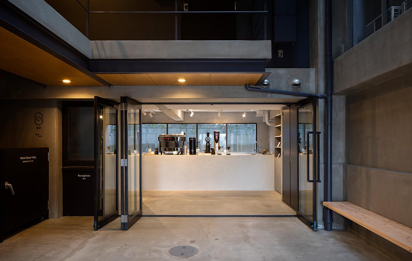 Kurasu — specialty coffee stand