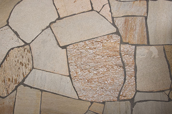 Salmon Quartz Flagstone