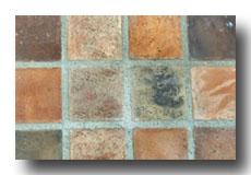Terra Cotta-Style Concrete Pavers
