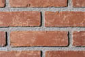 Red Tumbled Bricks