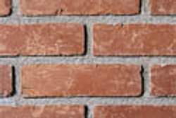 Red Tumbled Bricks