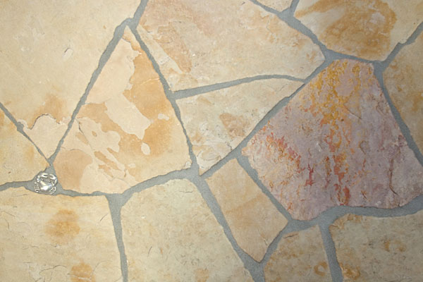 Arizona Golden Oak Flagstone