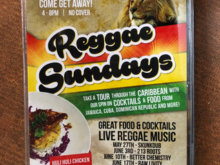 REGGAE SUNDAY!!! SUMMER FUN!!