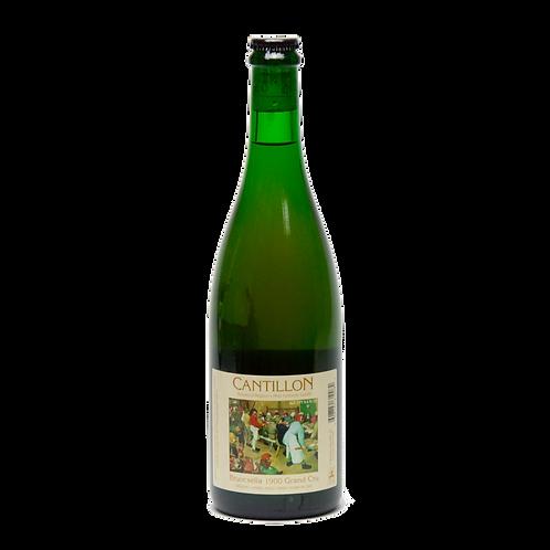 Cantillon Grand Cru Bruocsella 2021 (peasant label)