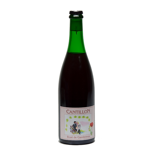 Cantillon Rosé De Gambrinus 2019