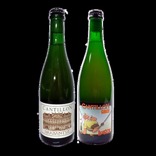 Cantillon Loerik + Brabantiae 2018