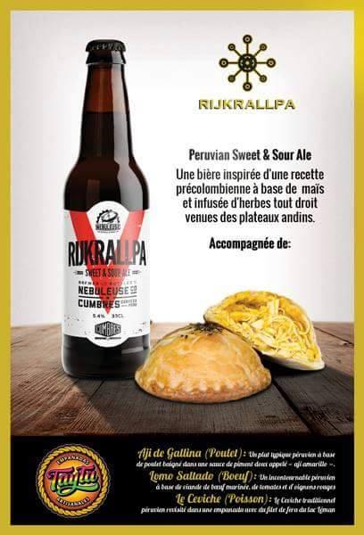 La cerveza Rijkrallpa