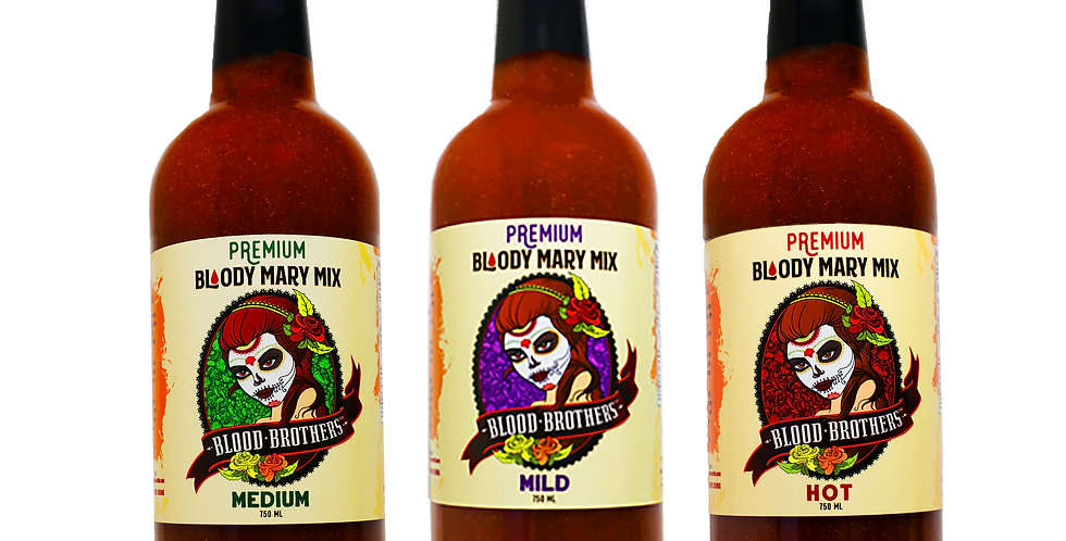 Blood Brothers Mix - 3-Pack
