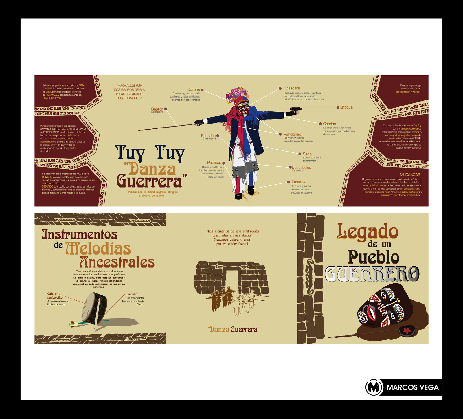 PORTAFOLIO | Lima | Marcos Antonio Vega Espilco - Diseñador Gráfico