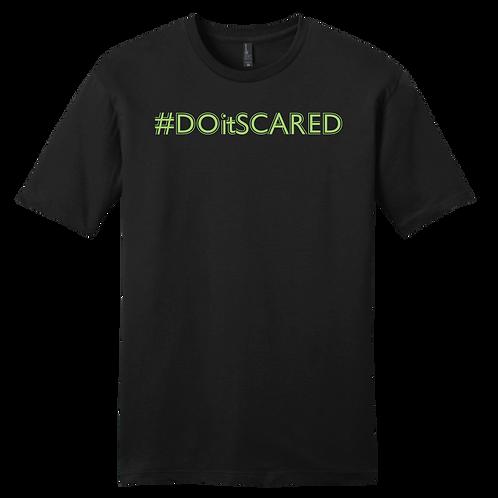 #DOitSCARED - Black