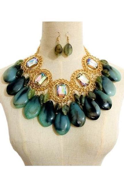 Elizabeth - Necklace Set