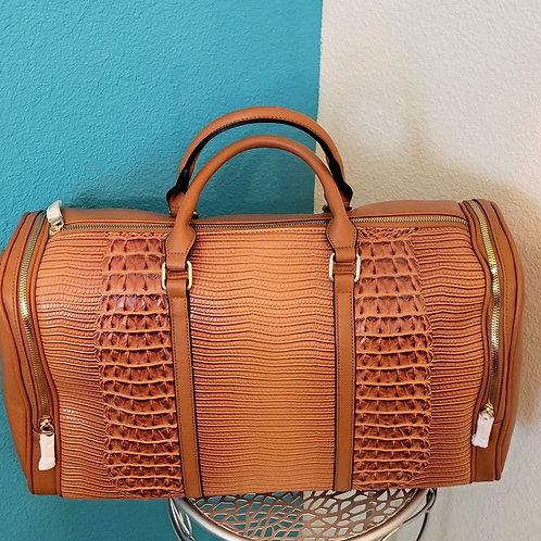 Weekender Bag - Brown