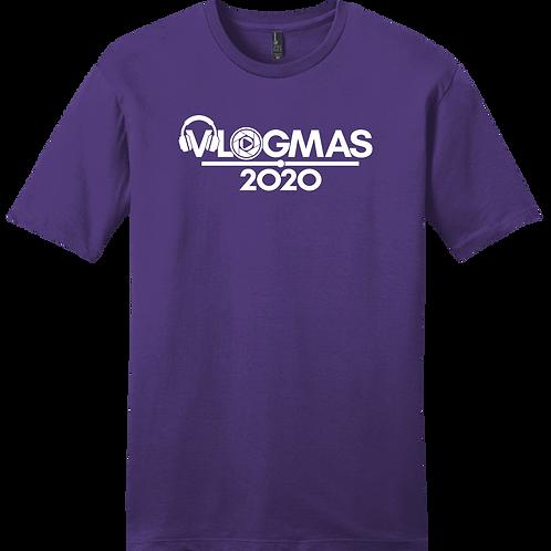 Purple - Vlogmas 2020 - Doc Edition
