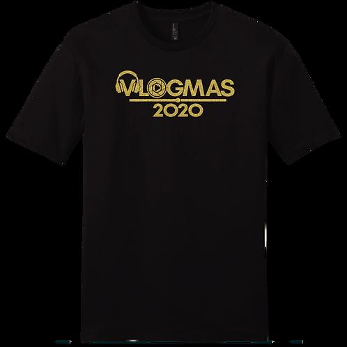 Gold/Black - Vlogmas 2020