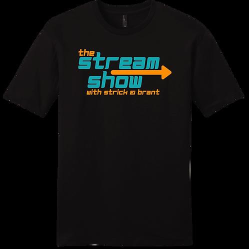 The Stream Show - Black