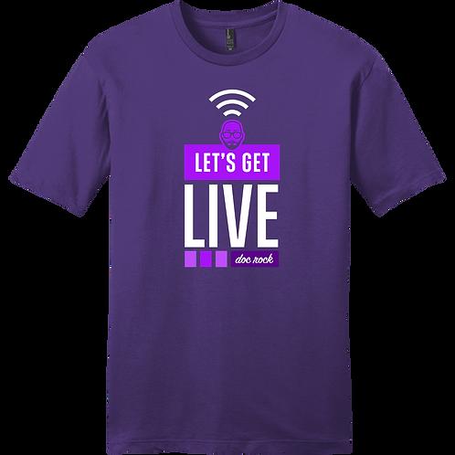 Let's Get Live - Purple
