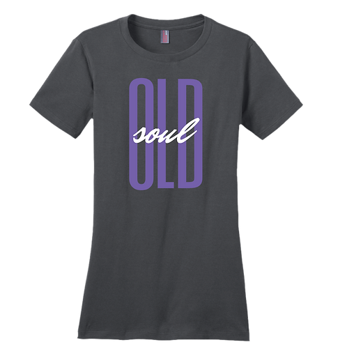 Old Soul - J. Nicole Collection -Female Black