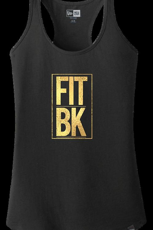 FITBK Racerback Tank - Black