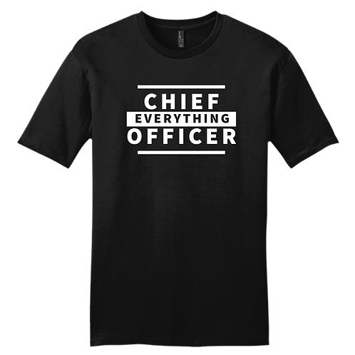 Chief EVERYTHING Officer - Black